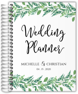 Foliage Garland Wedding Planner