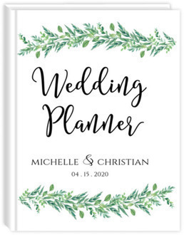 Foliage Garland Smyth Cover Wedding Planner