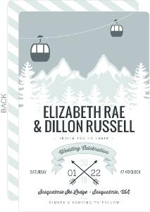 winter wedding invitations winter wedding invites