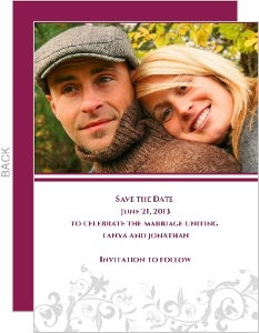 Garden in Bloom Save the Date