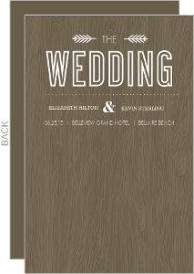 Wedding Programs & Wedding Ceremony Programs