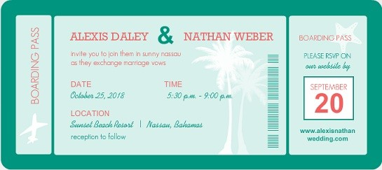 When To Send Out Wedding Invitations For Destination Wedding: 8 Tips For Destination Wedding Planning