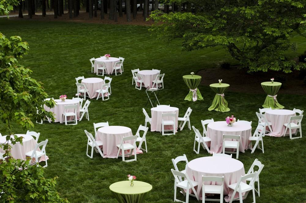 Backyard Wedding Ideas -- Planning an Affordable Alfresco ...