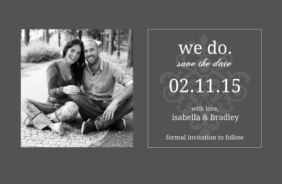 save the dates buying guide etiquette tips and more