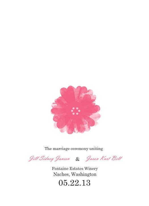 day of wedding stationery wedding programs wedding menus more