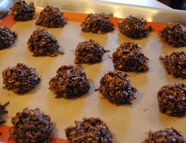 Healthy Oatmeal Cookies by The Dessert Angel