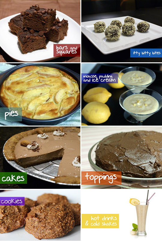 Healthy Desserts in the Guide