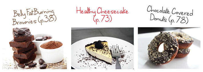 Healthy Desserts Recipes Included