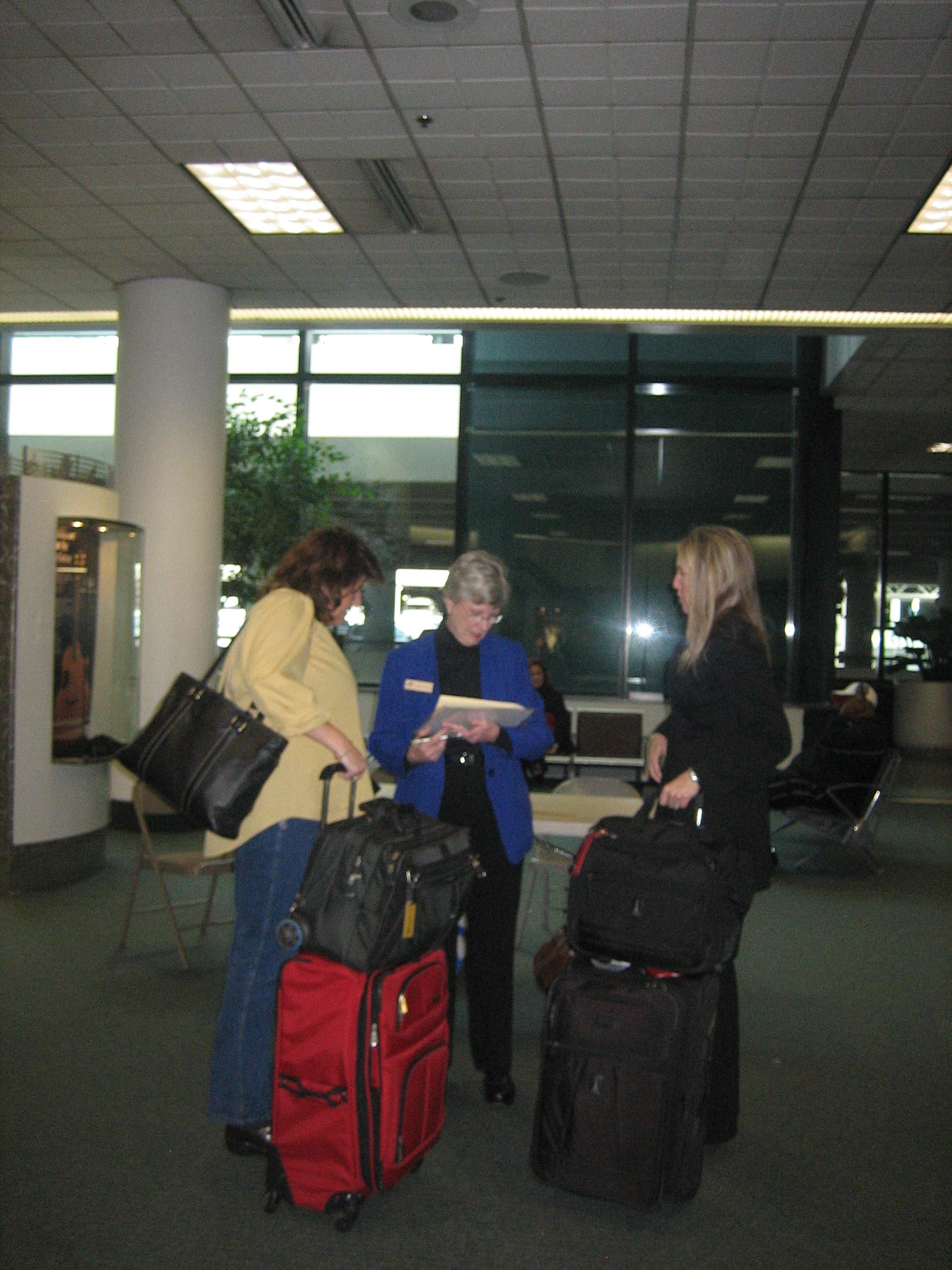 Airport Meet And Greet Destination Nashville