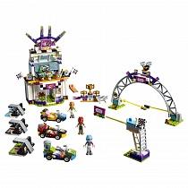 Картинка Конструктор LEGO Friends Большая гонка 41352 от магазина gnom.land
