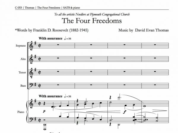 Freedom product image score page