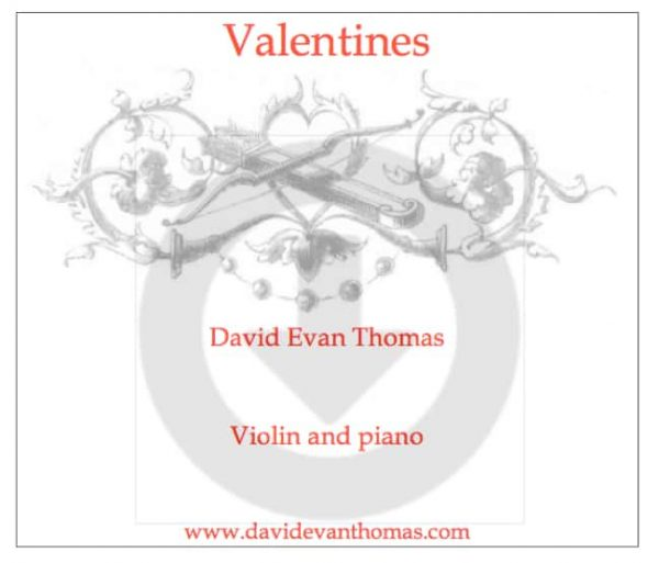 Valentines download product image