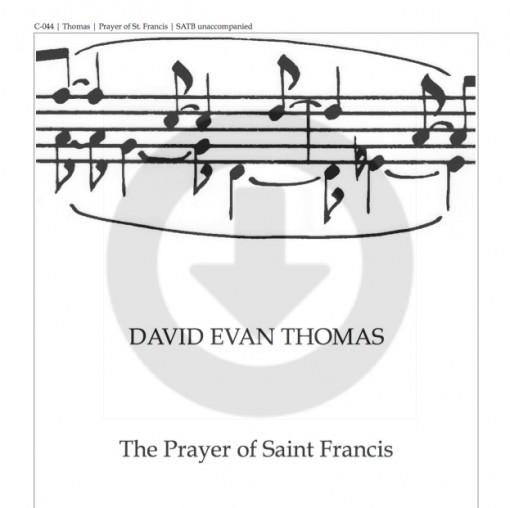 peace prayer product image