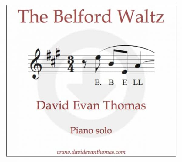 Belford Waltz download product image