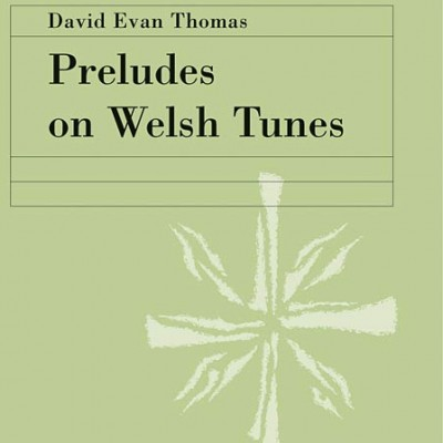 Cover for Welsh Tunes