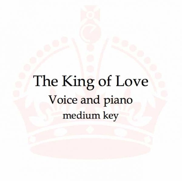 King of Love download product image: crown