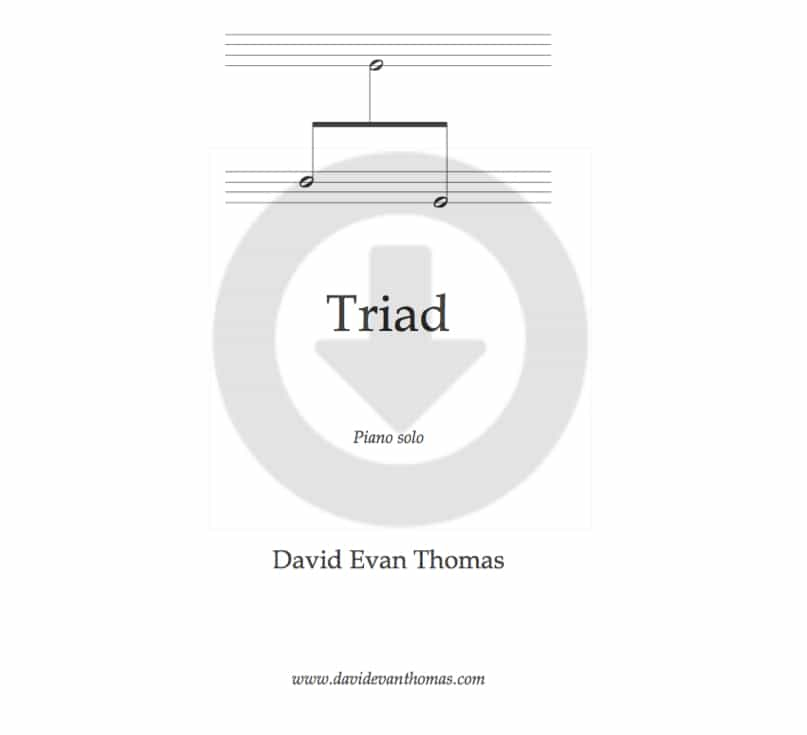 Triad download product image