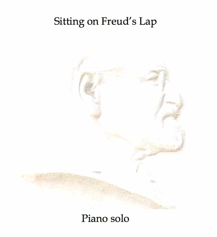 piano solo product image: Freud in profile and relief