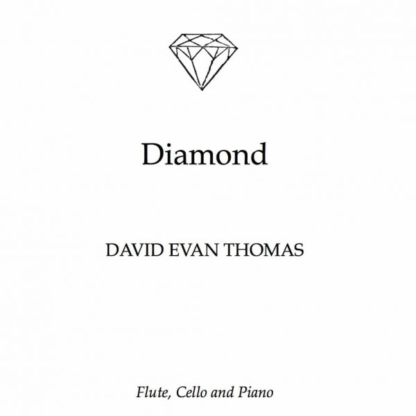 Title page with diamond