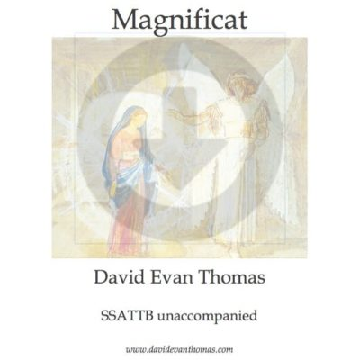 magnificat download product image