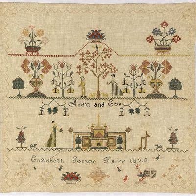 picture of sampler