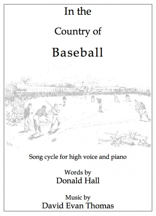 ball players on field for baseball songs