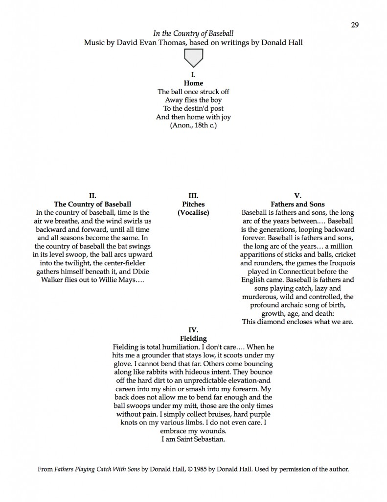 text arranged in a diamond