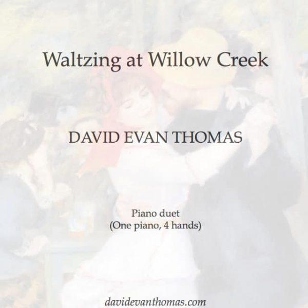 Renoir's Bougival_Dance waltzing image