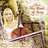 From the Land of Song cello CD image