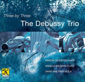 Three by Three: The Debussy Trio