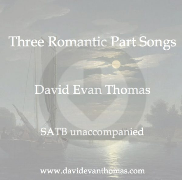 Romantic Part Songs download product image