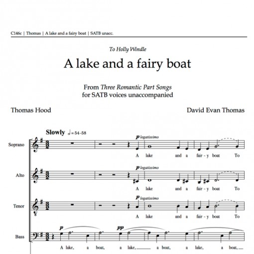 Lake and a Fairy Boat product image