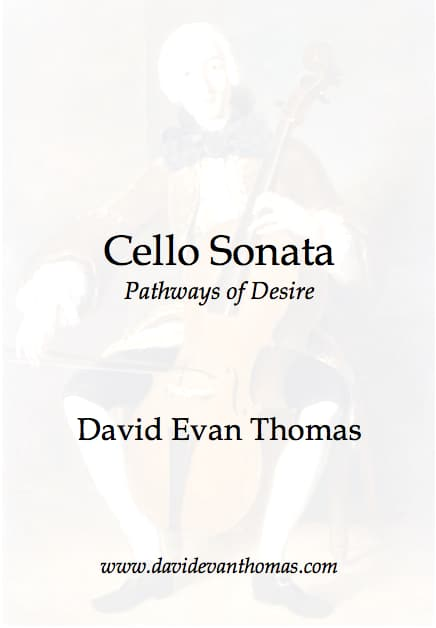 cello sonata product image of 18th centurycellist