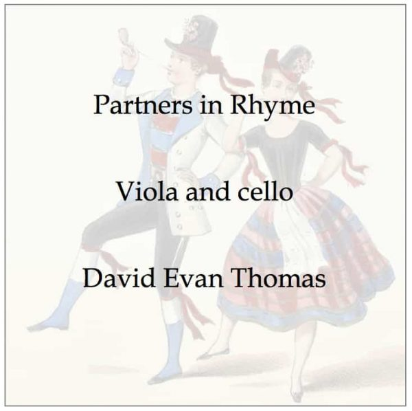 viola-cello duet product image dancing couple