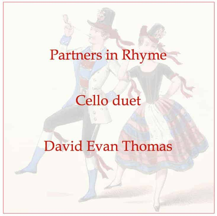 cello duet product image dancing couple