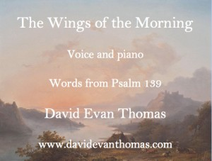 Wings of the Morning image: daybreak