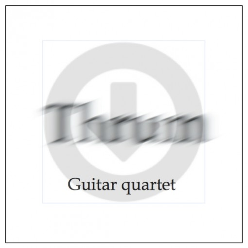 guitar quartet product image