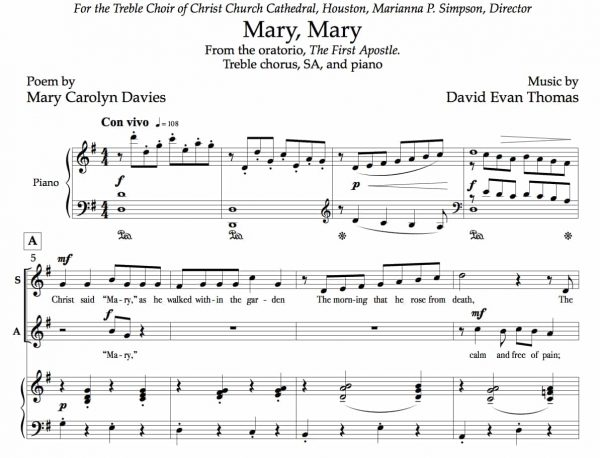 Song about Mary product image