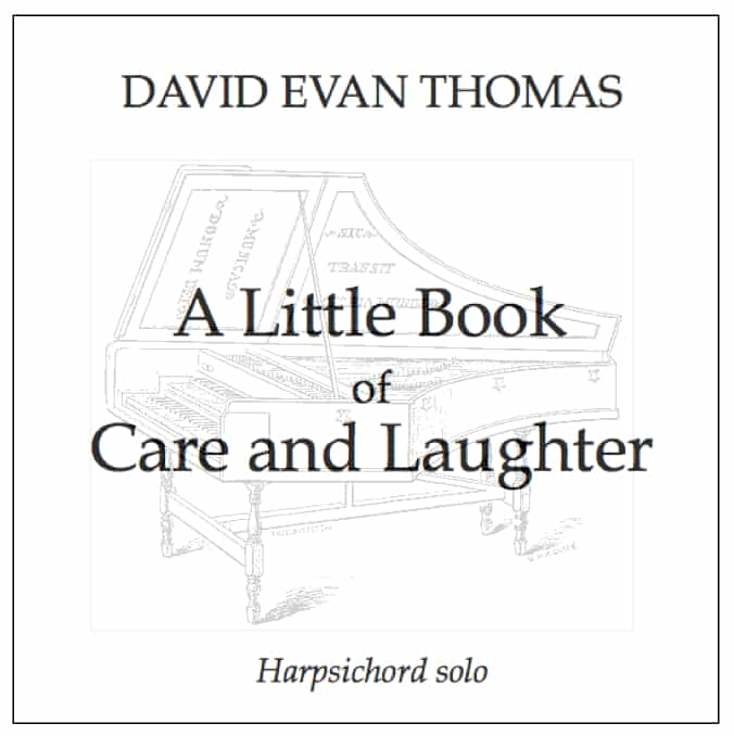 Care and Laughter product image of harpsichord