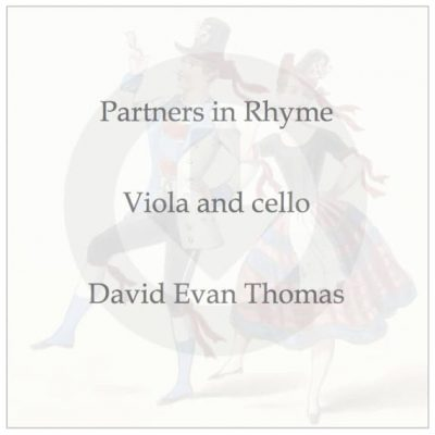 viola cello duo product image of dancing couple