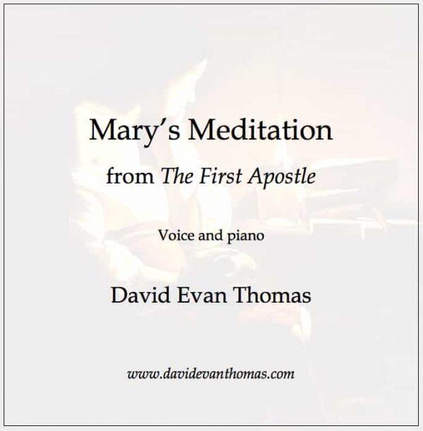 product image for Mary Magdalene meditation