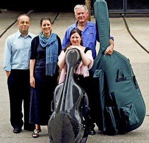 "Ladyslipper Ensemble: ""The World's Highway"" @ St. Mary's Episcopal Church 