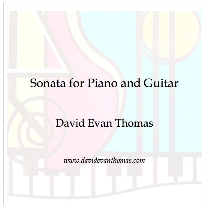 piano and guitar product image