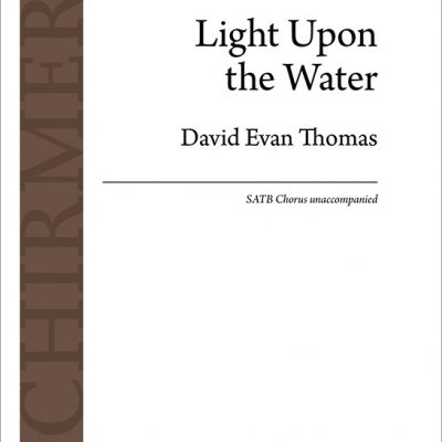 light upon the water cover