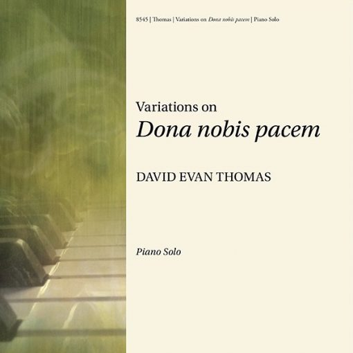 dona nobis pacem product image