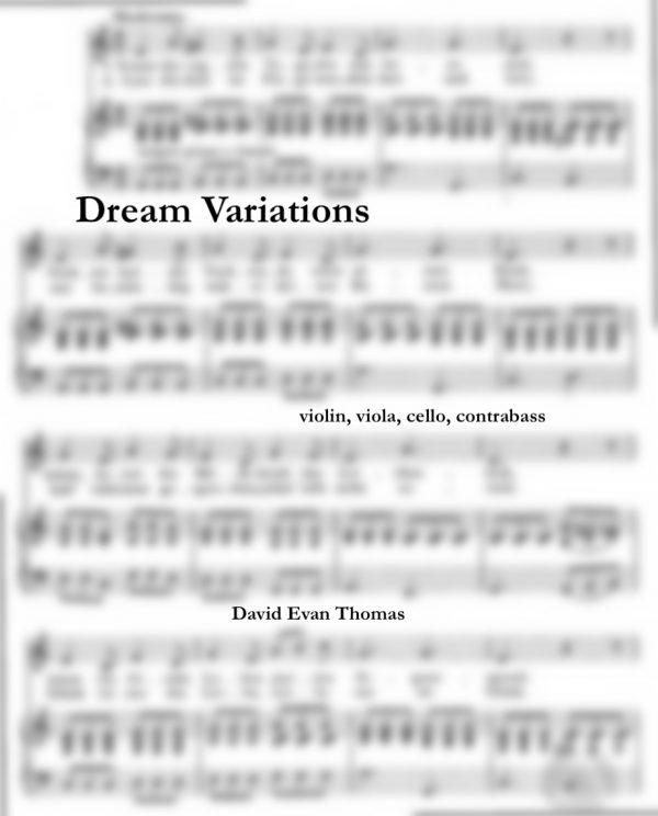 contrabass quartet cover