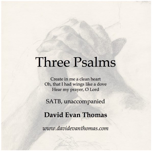 praying hands: product image for psalms