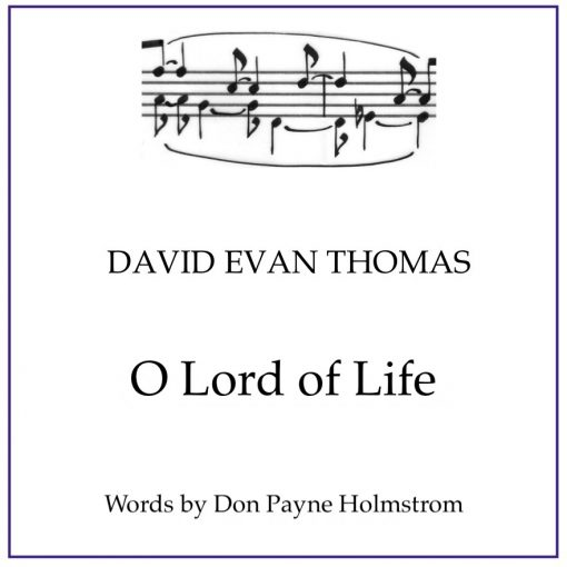 O Lord of Life Product Image