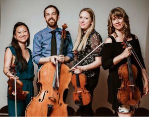 Lux Quartet Premieres 3rd Quartet @ The Baroque Room