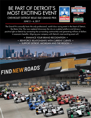 Sponsorship and Hospitality at the Grand Prix